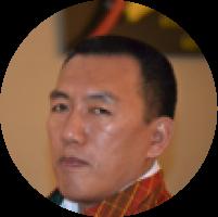 Lyömpo Dordji Wangdi - BHOUTAN